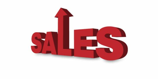 HOW TO INCREASE SALES?